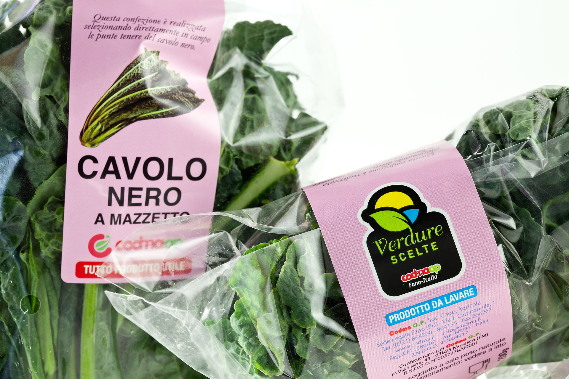 Cavolo Nero A Mazzetto